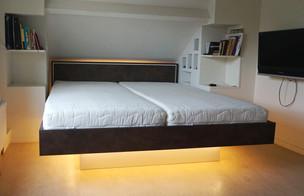 Flying mattress