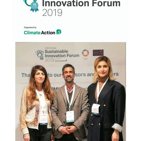Sustainable Innovation Forum ​2019 The Circular Economy Club Round Table discussion