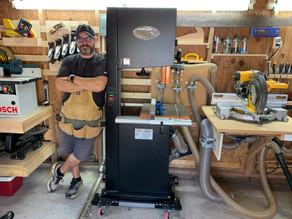 I Love My Trade - Dusty Pearson, Woodworker