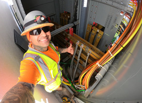 I Love My Trade - Elvis B. Claiborne, Electrician