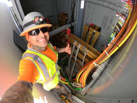 I Love My Trade - Elvis B. Claiborne, Electrician
