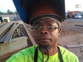 I Love My Trade - Joe Brown, Welder