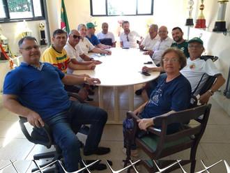 Veterano Rio Grande... Gestão biênio 2019/2020