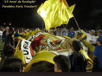 14 de Fevereiro... Fúria Tricolor completa '13 Anos'