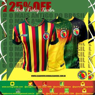 Ampliada a Promoção 'Black Friday Tricolor'
