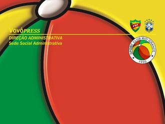 Secretaria da Sede Social Administrativa do Vovô em novo endereço