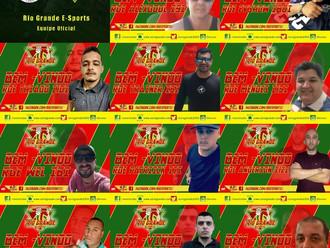 'Rio Grande E-Sports' apresenta Elenco FIFA 18