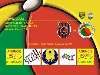 Copa Sub-19, Xavante versus Vovô
