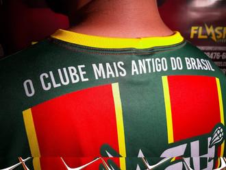 'Flash Sports' veste o Vovô do futebol brasileiro na Temporada 2019