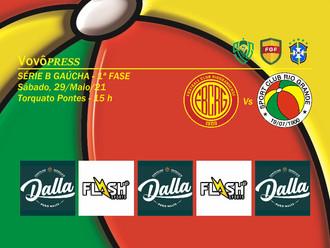 Clássico Rio-Rio decisivo será no Sábado