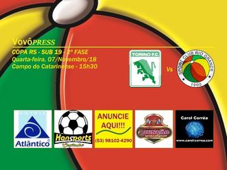 Em Caxias do Sul, Torino recebe o Vovô do futebol brasileiro