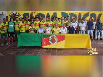 Profissionais que completam a nominata da Comissão Técnica do S.C. Rio Grande