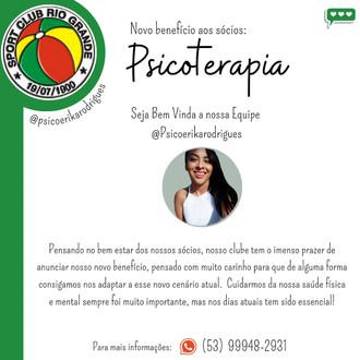SC Rio Grande anuncia novo benefício ao Quadro Social