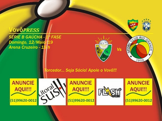 Na 'Arena Cruzeiro', Rio Grande duela com o Novo Horizonte