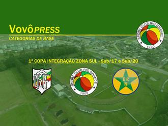 '1º Copa Integração Zona Sul' acontece neste sábado (02/12)