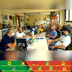 Sport Club Rio Grande prepara-se para estrear em 2021