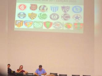Congresso Técnico - Estadual Sub-20, Vovô está no Grupo B