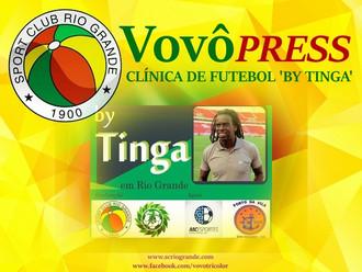 ATENÇÃO! Clínica de Futebol 'Bytinga' tem nova data...