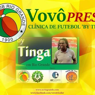 Amigos de Tinga x Amigos de Rio Grande, acontece neste Sábado, dia 26/Nov, no Estádio Arthur Lawson.