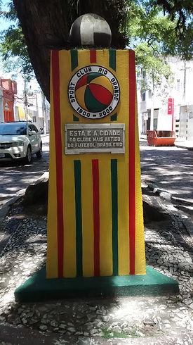 Monumento ao Sport Club Rio Grande