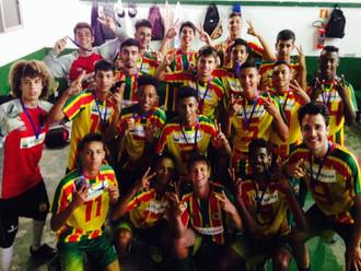 'Guris do Vovô' triunfam na '1ª Copa Integração Zona Sul'