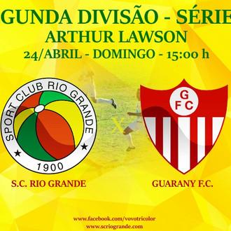 Próximo Foot-Ball Match, estreia na Segunda Divisão - Série B - Edição 2016...