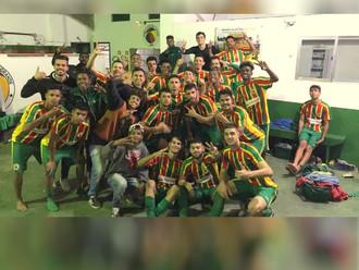 Balanço geral da disputa Tricolor no desenvolver da Copa Sub 19