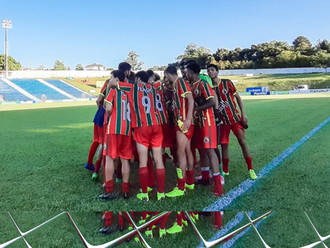 Estreia Tricolor na 'Copa Sub-19' será no dia 24 de Agosto