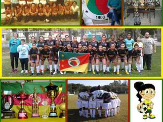 11 de Outubro... Departamento de Futebol Feminino completa '37 Anos'!!!