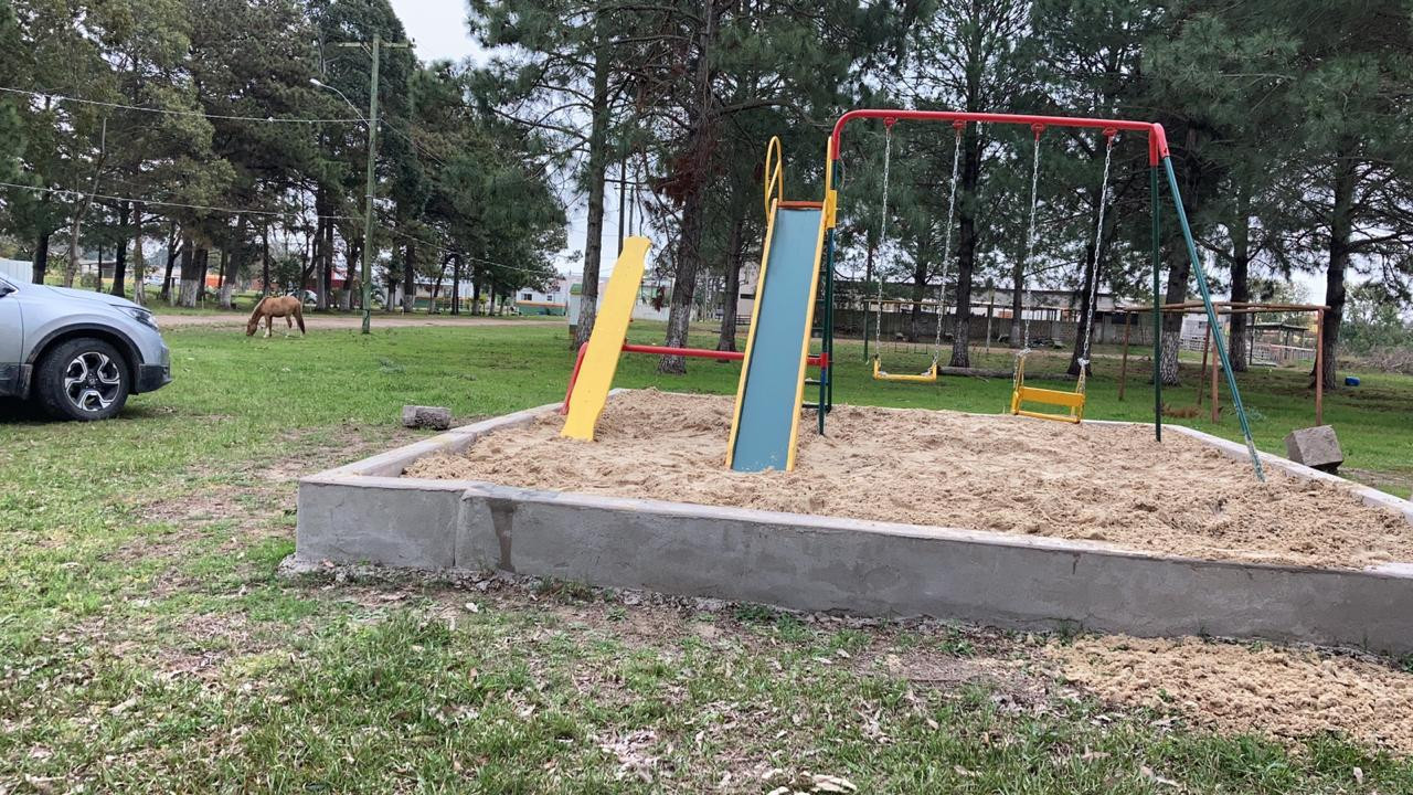 Pracinha para Crianças