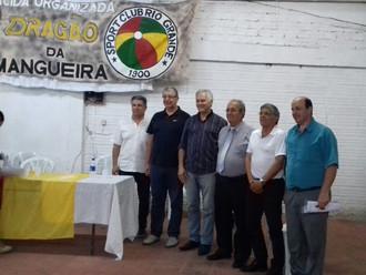 Nova diretoria assume o S.C. Rio Grande
