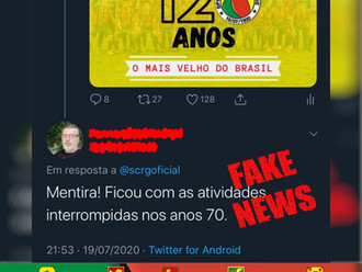 #DigaNãoÀsFakeNews