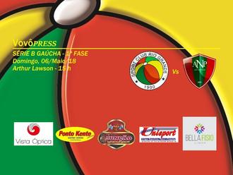 A 1ª Final das quatorze Finais, no domingo Vovô recebe a A. Nova Prata