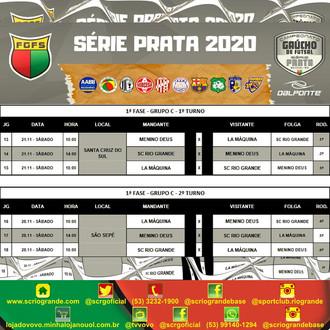 Em Santa Cruz do Sul, Vovô estreia na Série Prata do Futsal Gaúcho