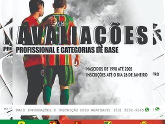Rio Grande promove avaliações de jovens Atletas