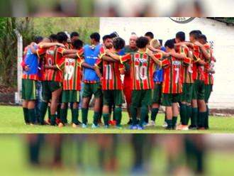 Sub-17 do Vovô conquista 3ª colocação na 'Copa Cidade Verde'