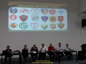 Segunda Divisão Gaúcha - Edição 2017, S.C. Rio Grande está no Grupo A