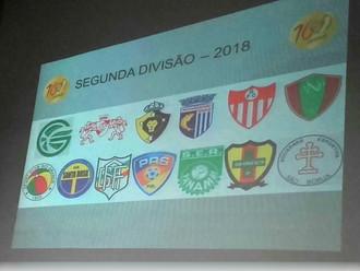 Congresso Técnico da Segunda Divisão Gaúcha - Edição 2018