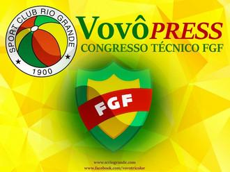 Rio Grande confirma participação no Congresso Técnico da FGF