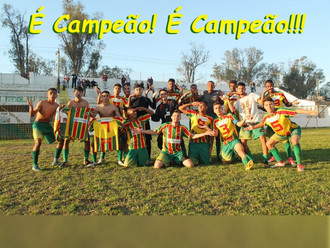 Sub-20 do S.C. Rio Grande conquista a '10ª Copa SAFERGS'