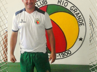 Rio Grande anuncia Diretor de Futebol, Treinador e nomes da Comissão Técnica