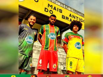 SPORT CLUB RIO GRANDE - UNIFORMES - TEMPORADA 2021