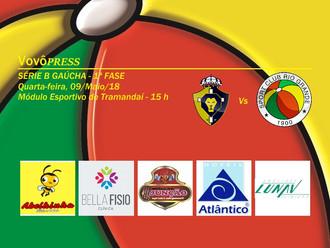 Todo duelo é decisão, em Tramandaí Rio Grande enfrenta o Real Sport Club