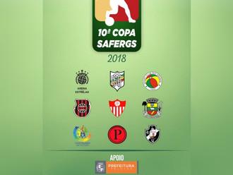 Sub-20 do S.C. Rio Grande estreia neste sábado (26/05) na '10ª Copa SAFERGS'