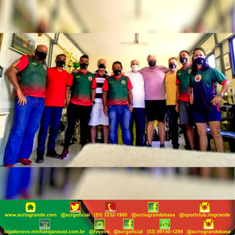 Sport Club Rio Grande define Comissão Técnica para Temporada 2021