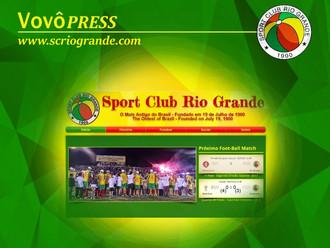Website do Sport Club Rio Grande está de Aniversário...