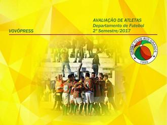 Sport Club Rio Grande realiza 'Avaliação de Atletas'