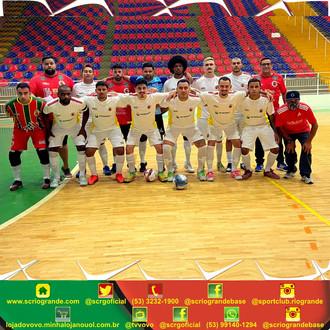 Equipe de Futsal do Vovô avança de Fase na Série Prata Gaúcha