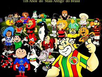 19 de Julho... Dia Nacional do Futebol - '118 Anos' do 'Mais Antigo' do Brasil