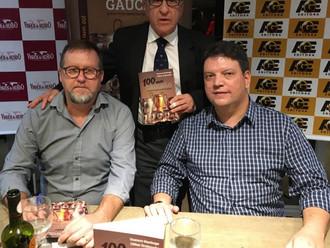 Lançamento do Livro '100 vezes Gauchão'